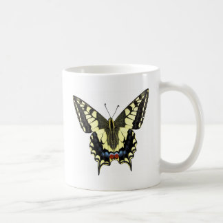 Tail-of-Swallow butterfly Mugs