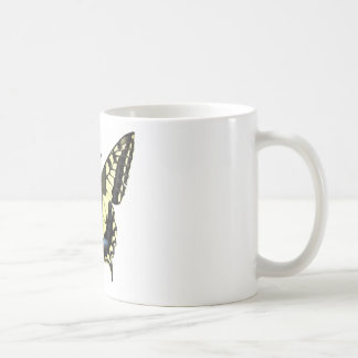 Tail-of-Swallow butterfly Mug