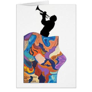 Tail Trombone Card