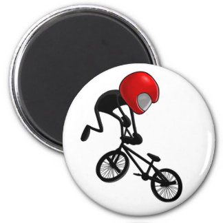 Tail Whip Pocket BMX Magnet