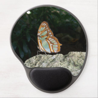 Tailed Jay Butterfly Gel Mouse Pad