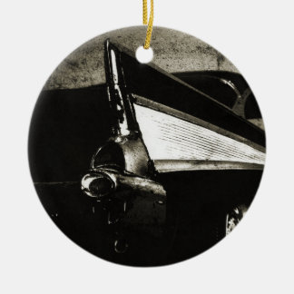 Tailfins - 1957 Chevy Ornament