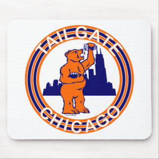 TAILGATE CHICAGO MOUSE PAD
