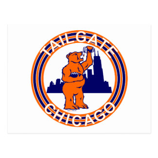 TAILGATE CHICAGO POSTCARDS