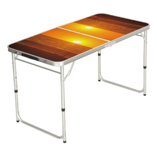 Tailgate size Ping Pong Table