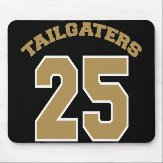 TAILGATERS 25 MOUSE PADS