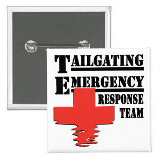 Tailgating Emergency Response Buttons