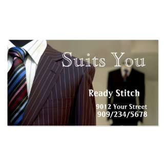 40+ Tailored Suits Business Cards and Tailored Suits ...
