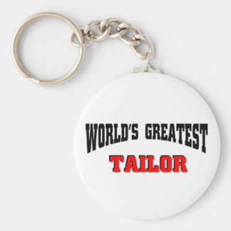 Tailor Key Ring