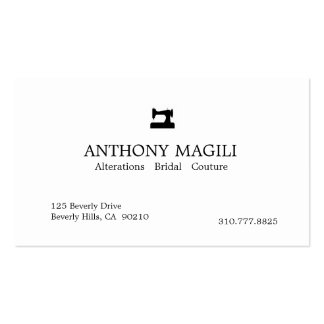 Tailor Pack Of Standard Business Cards