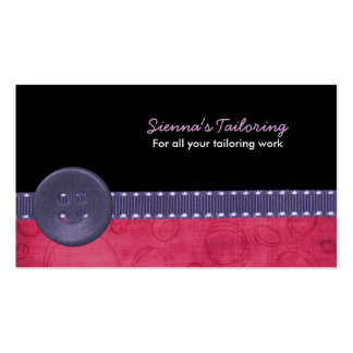 Tailoring Business Cards