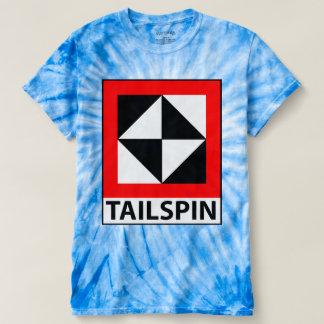 TailSpin Men's Cyclone Tie-Dye T-Shirt