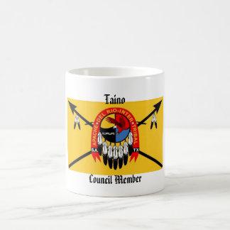 Taino Council Member Mug - Customized