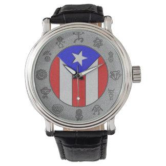 Taino Wheel Watch