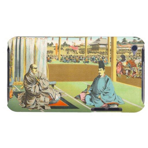 Taira No Shigemori japanese shogun historical art Barely There iPod Covers