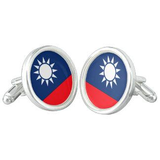 Taiwan Cuff Links