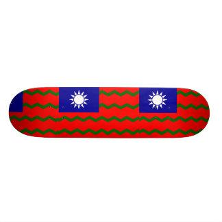 Taiwan Customs Office China Skateboard Deck