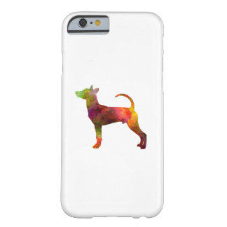 Taiwan Dog in watercolor Barely There iPhone 6 Case