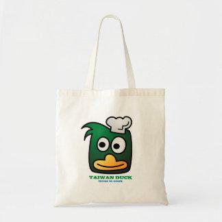 Taiwan Duck Shopping Bag