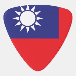 Taiwan Flag Plectrum