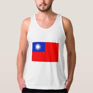 Taiwan Flag Singlet