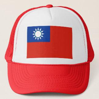 Taiwan Flag Trucker Hat