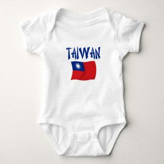 Taiwan Flag Shirts