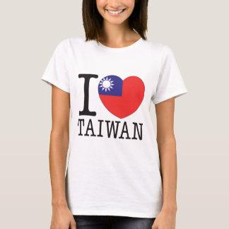 Taiwan Love v2 T-Shirt