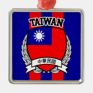 Taiwan Metal Ornament