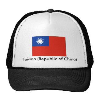 taiwan (republic of china) cap