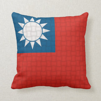 Taiwan Taiwanese flag Cushion