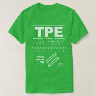 Taiwan Taoyuan Int'l Airport TPE Tee Shirt