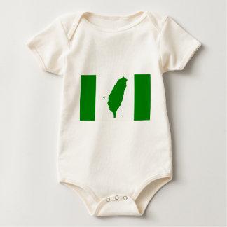 Taiwanese babe baby bodysuit