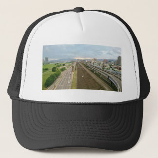 Taiwanese City and Landscape Trucker Hat