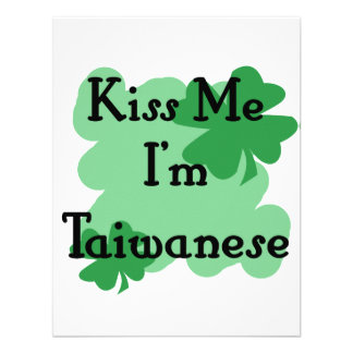 Taiwanese Custom Invites