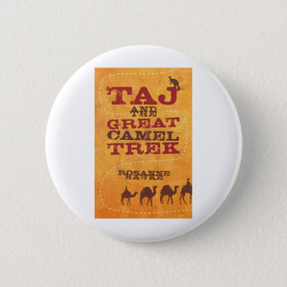 taj 6 cm round badge