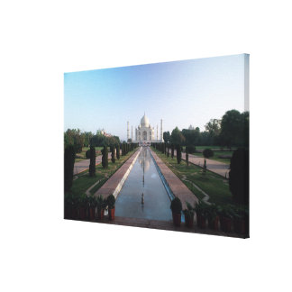 Taj Mahal 7 Canvas Print