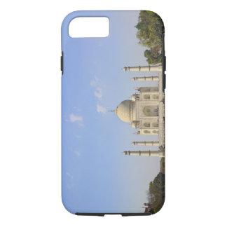 Taj Mahal, a mausoleum located in Agra, India, iPhone 7 Case