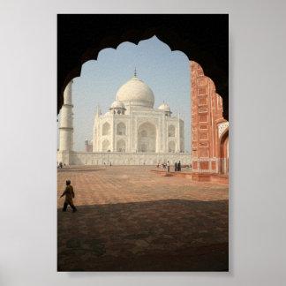 Taj Mahal, Agra, India Print