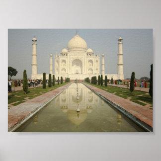 Taj Mahal Agra India Posters