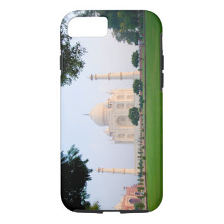 Taj Mahal at sunrise one of the wonders of the iPhone 7 Case