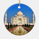 Taj Mahal Christmas Ornaments