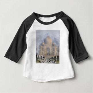 Taj Mahal in Agra India Baby T-Shirt
