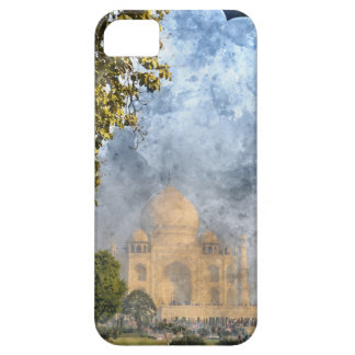 Taj Mahal in Agra India Barely There iPhone 5 Case