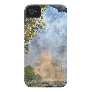 Taj Mahal in Agra India Case-Mate iPhone 4 Cases