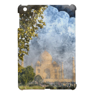 Taj Mahal in Agra India iPad Mini Case