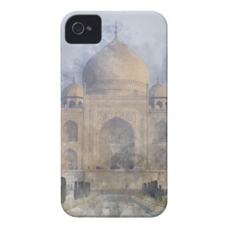 Taj Mahal in Agra India iPhone 4 Case-Mate Cases