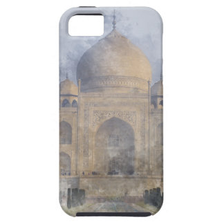 Taj Mahal in Agra India iPhone 5 Cover