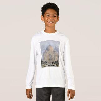 Taj Mahal in Agra India T-Shirt