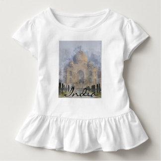 Taj Mahal in Agra India Toddler T-Shirt